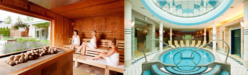 Wellness im BEST WESTERN Hotel am Vitalpark